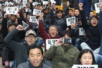 《共犯們》OUT!9年奮戰...南韓MBC罷工勝利