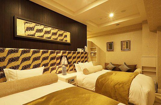 Centurion Hotel Grand Akasaka 官網