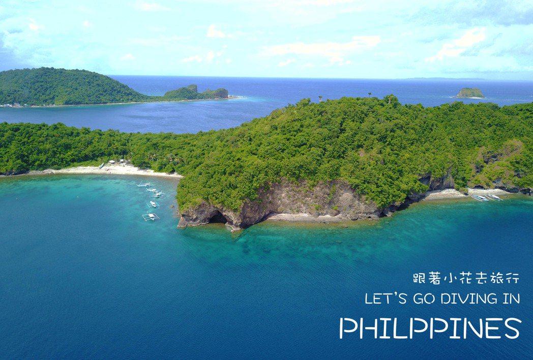 熱門的潛水旅遊勝地阿尼洛(Anilao) 攝影:小花。吳成夫