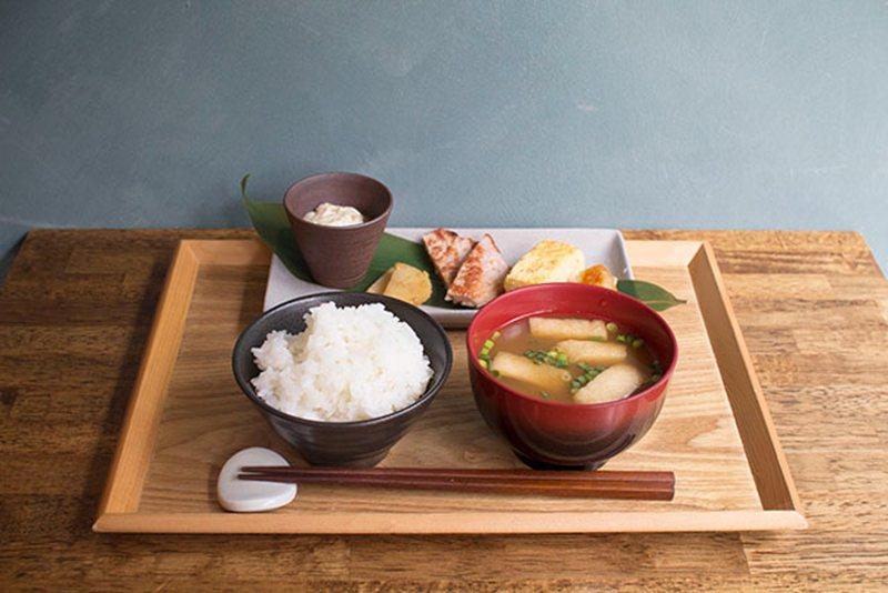 HAGI morning¥350/每季變換主題的「旅行早餐」,11月推出的是山梨...