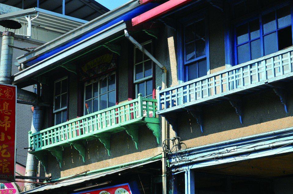 南庄老街。(圖片提供/欣傳媒)