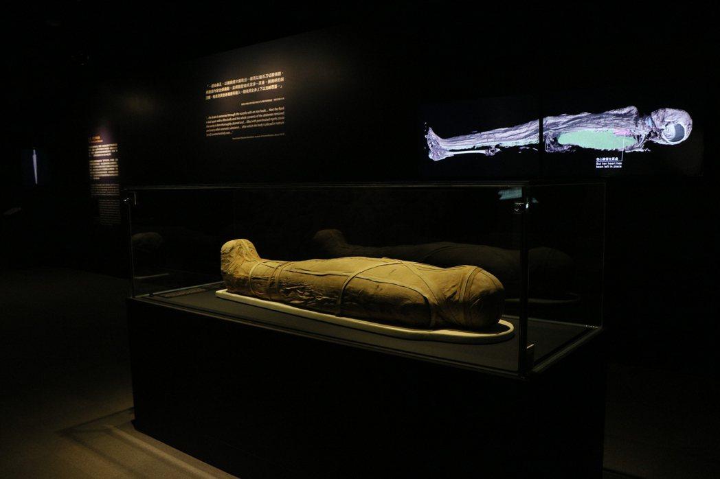 以科技判別木乃伊性別 大英博物館藏木乃伊展明登場