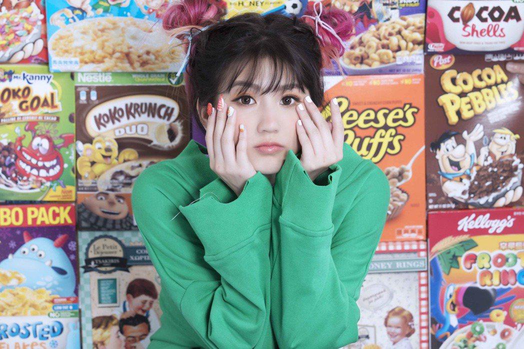 四葉草推出新歌「阿娘喂」是說女生為了愛美、減肥太極端,會失去自我的故事。圖/量能