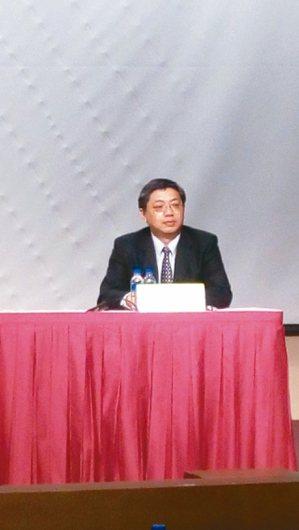 香港交易及結算所首席中國經濟學家巴曙松