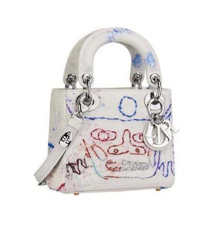 美國藝術家Spence Sweetney作品,售價18萬元。圖/Dior提供