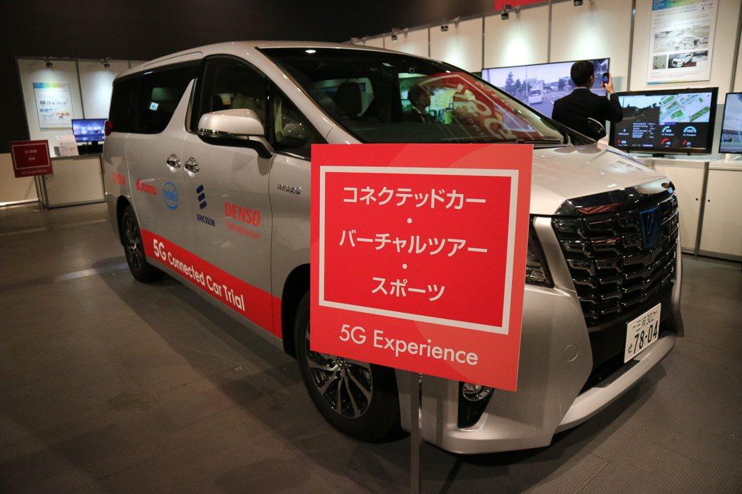 具備通信功能的「互聯汽車(Connected car)」透過車上的發信器,掌握與...