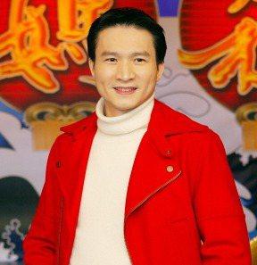 因「台灣霹靂火」本土劇走紅的演員秦楊。 本報資料照片