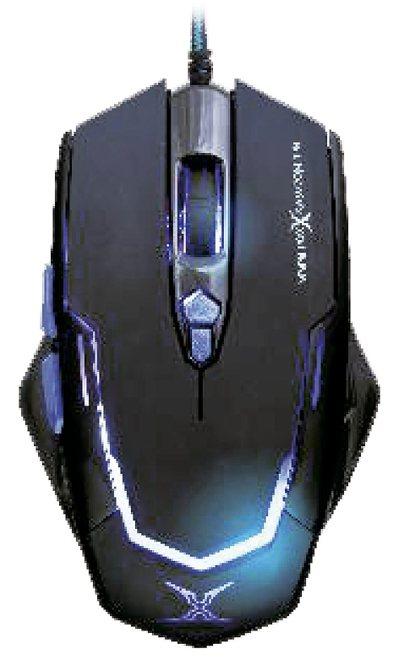 FOXXRAY怒焰獵狐電競滑鼠售價599元 燦坤/提供