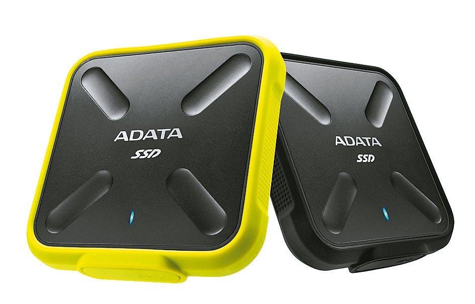 ADATA威剛軍規防震外接式SSD售價3590元 udn買東西/提供