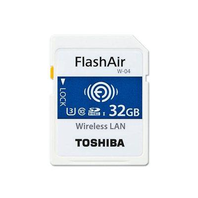 TOSHIBA FlashAir 32GB記憶卡售價2023元 udn買東西/提...