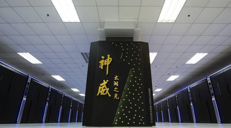 大陸最快的電腦神威太湖之光,依舊為全球最快的超級電腦。 圖擷自IBT