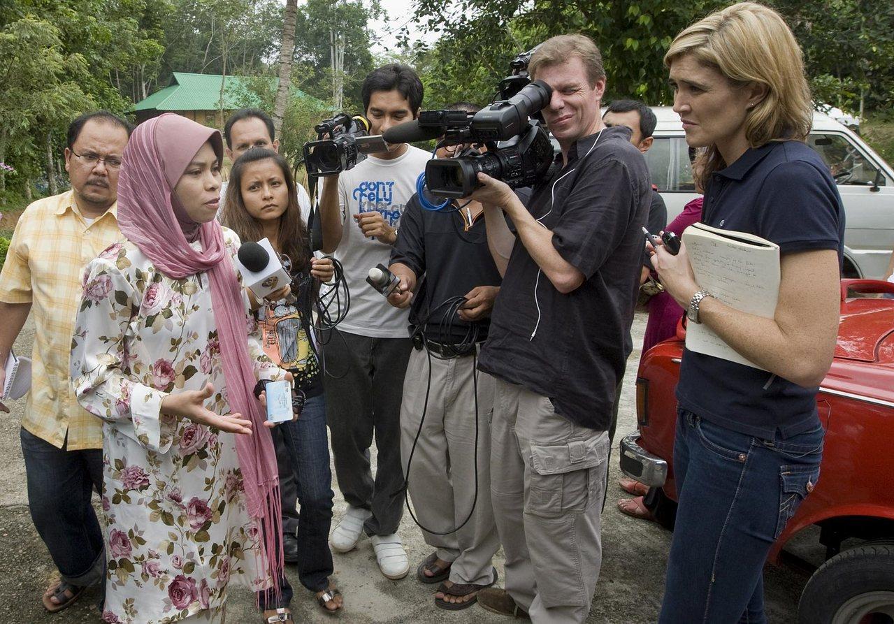 马来西亚伊斯兰法庭的判决,让身为穆斯林的卡迪嘉成为第一名将被施予鞭刑的女性。图...