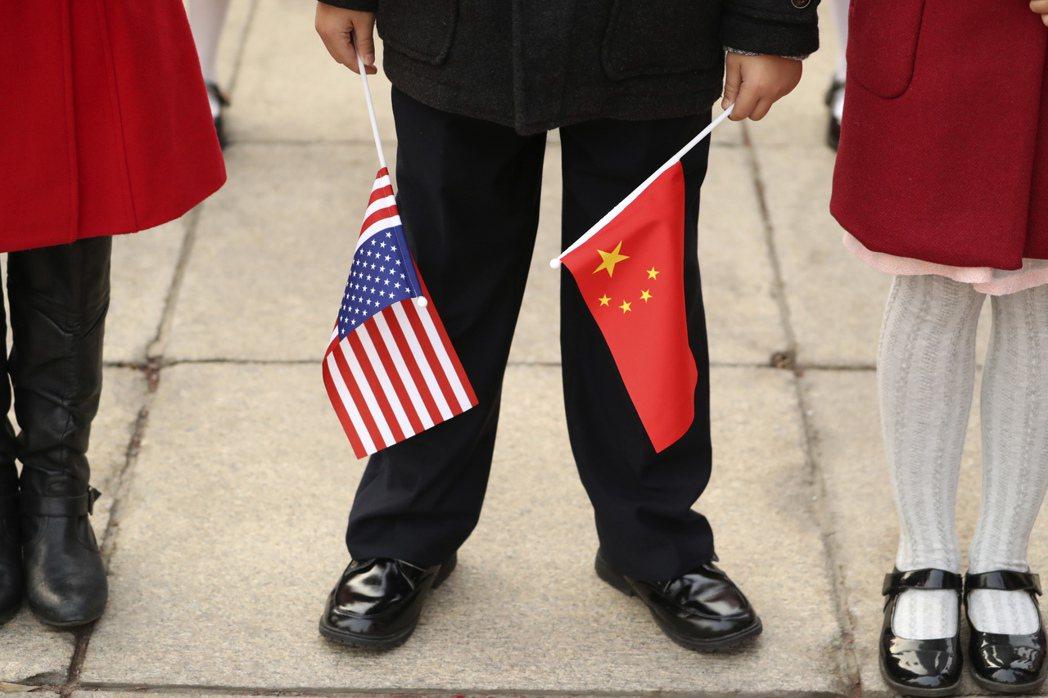 若美國民粹主義與中國民族主義各不相讓,則世界將面臨前所未有的危機。 圖/美聯社