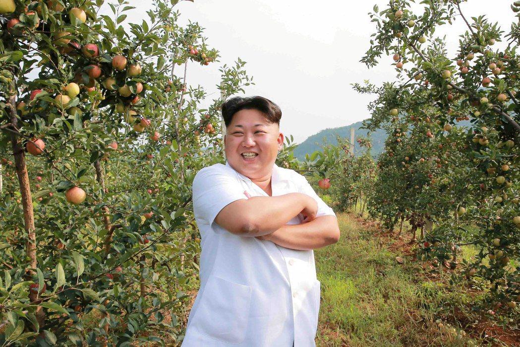 只要朝鮮不挑釁,華府也不會有推翻金家政權的打算。 圖/路透社