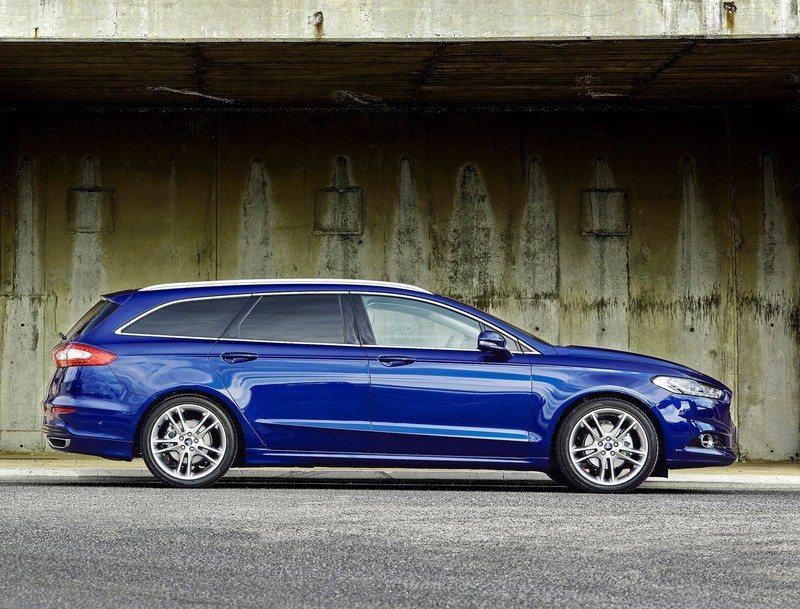 Ford Mondeo Wagon將有望在台北車展亮相。 圖/Ford提供