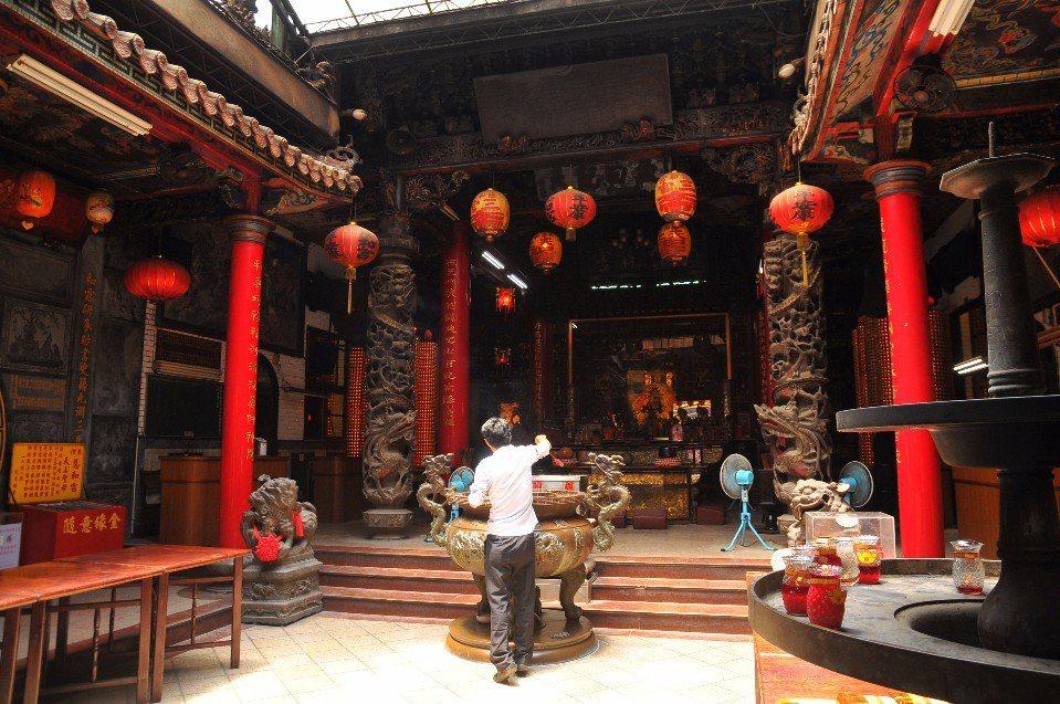 慈和宮媽祖廟。(圖片提供/欣傳媒)