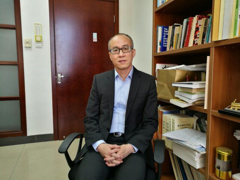 北京清華大學台灣研究院副院長巫永平。圖/聯合報系資料照片