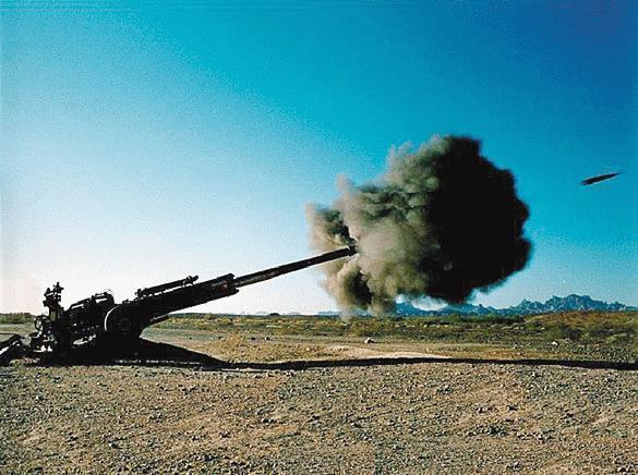 M777榴彈砲。圖/翻攝FAS網站
