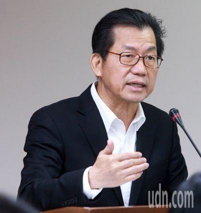 環保署長李應元出席聯合國氣候峰會遭大陸封殺。 報系資料照/記者程宜華攝影
