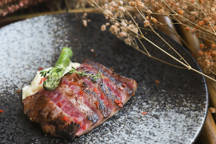 日式和牛燒。圖/豐FOOD提供