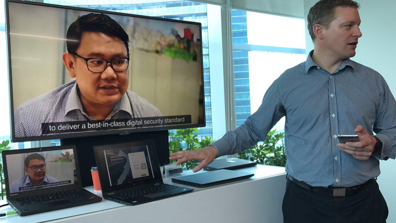 渣打集團在新加坡成立不到兩年的創意實驗室(eXellerator),今(14)日...