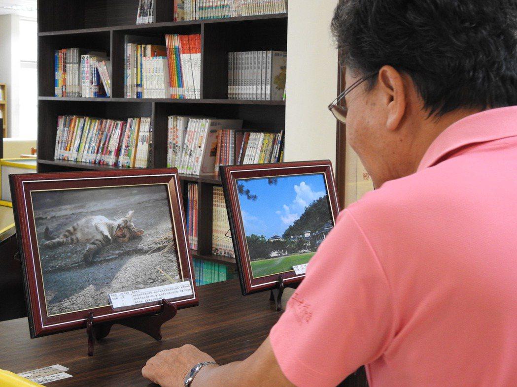 北梅國中師生不到百人,但人人都能用鏡頭拍出好照片,今起受邀至國姓圖書館展出作品。...