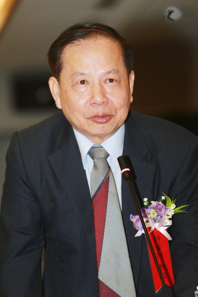 台大醫學院名譽教授、肝病防治學術基金會董事長許金川。 圖/聯合報系資料照片