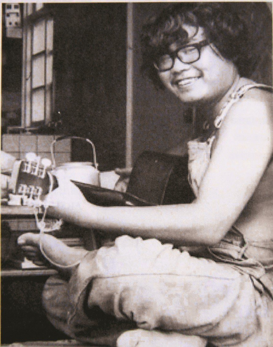 畫家、作家、作曲家、歌手李雙澤(1949-1977)。 圖/本報資料照片,淡江大...