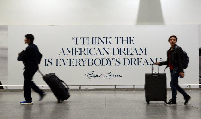 千禧世代追尋「美國夢」。(許振輝/攝影)