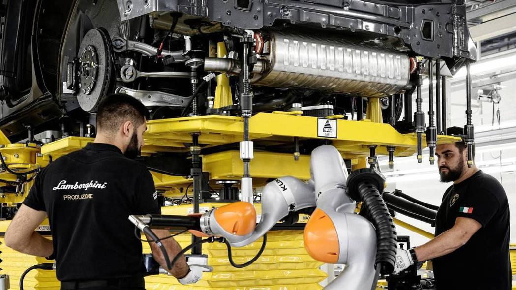 Lamborghini Urus將於12月4日發表。 摘自Lamborghini