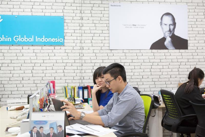 Rocketindo為有意進軍印尼的台商企業提供相關服務。