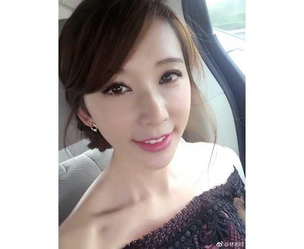 圖/林志玲官方微博,Beauty美人圈提供