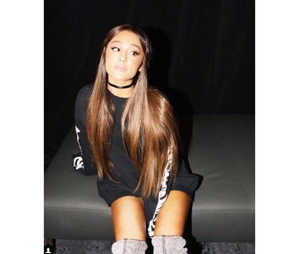 圖/Ariana Grande IG,Beauty美人圈提供