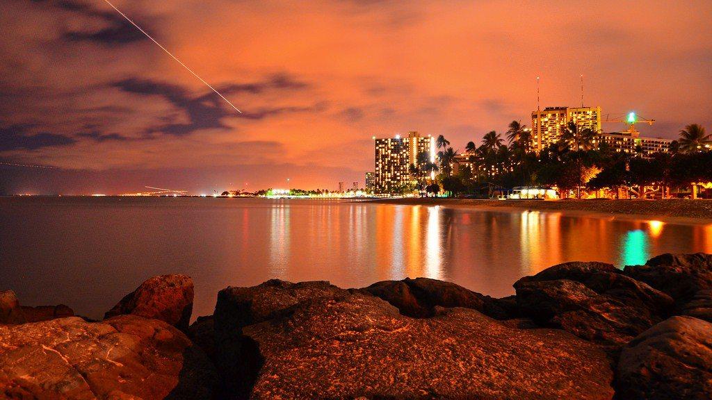 海外跨年推薦玩法-美國夏威夷|圖片來源:Edmund Garman / Flic...