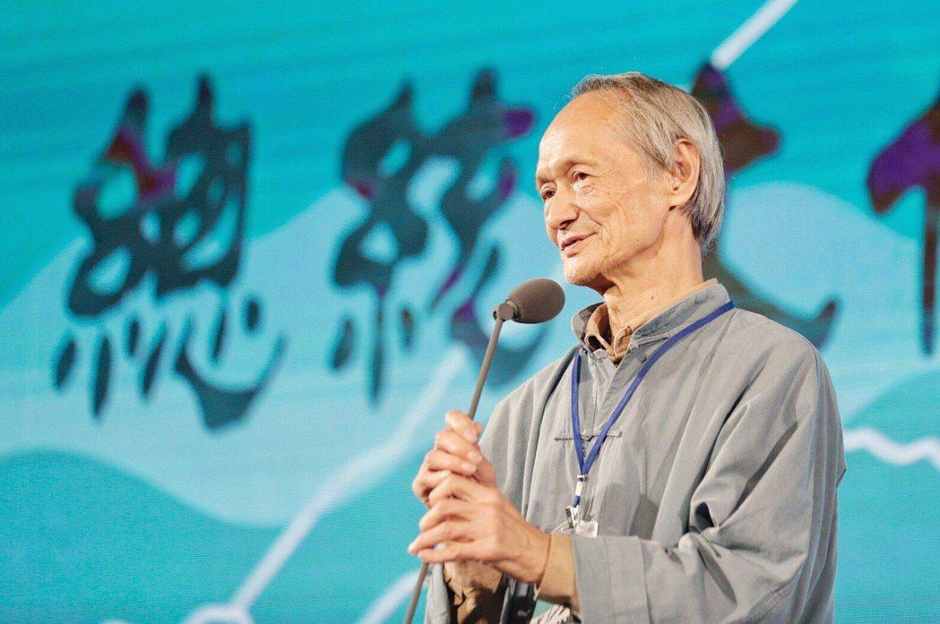 黃永松認為文化工作者就像農夫。圖/文化總會提供