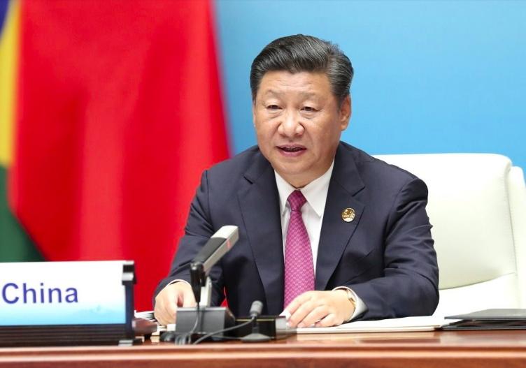 中國大陸國家主席習近平。圖/新華社
