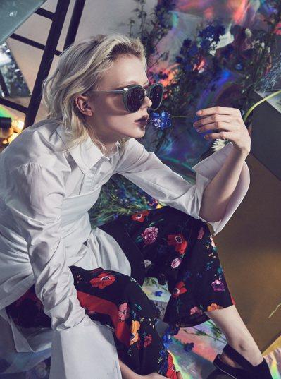 即便步入冬季,太陽眼鏡依舊是妝點造型的好幫手,強調時尚度的Maska針對這季推出...