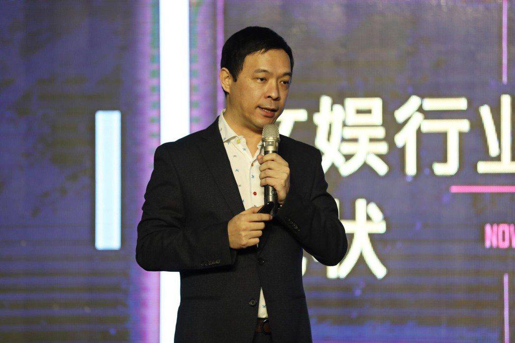 「火星情報局」總監製宋秉華來台開講。圖/中華廣播電視節目製作商業同業公會提供