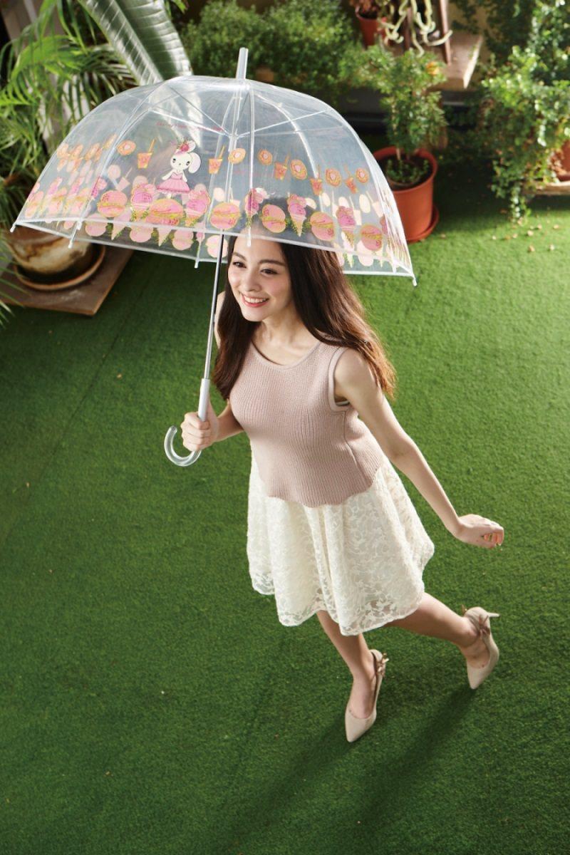 紐約泡泡傘。圖/統一時代百貨提供