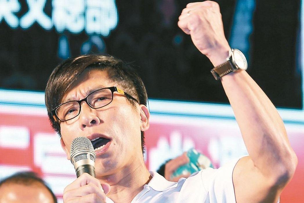 民進黨立委鍾佳濱。 圖/聯合報系資料照片