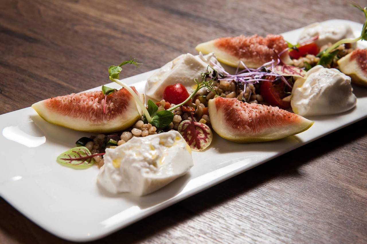 Al Sorriso微笑餐廳再度獲得「紅蝦評鑑」青睞,今年得到2叉。圖/翻攝自A...