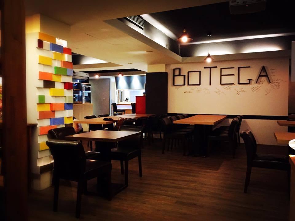 北義鄉村菜餐廳Bottega del vin今年取得2蝦。圖/翻攝自Botteg...