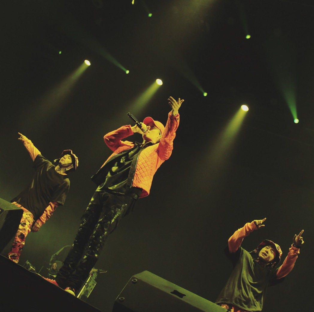 周湯豪巡演北京站。圖/天熹娛樂提供