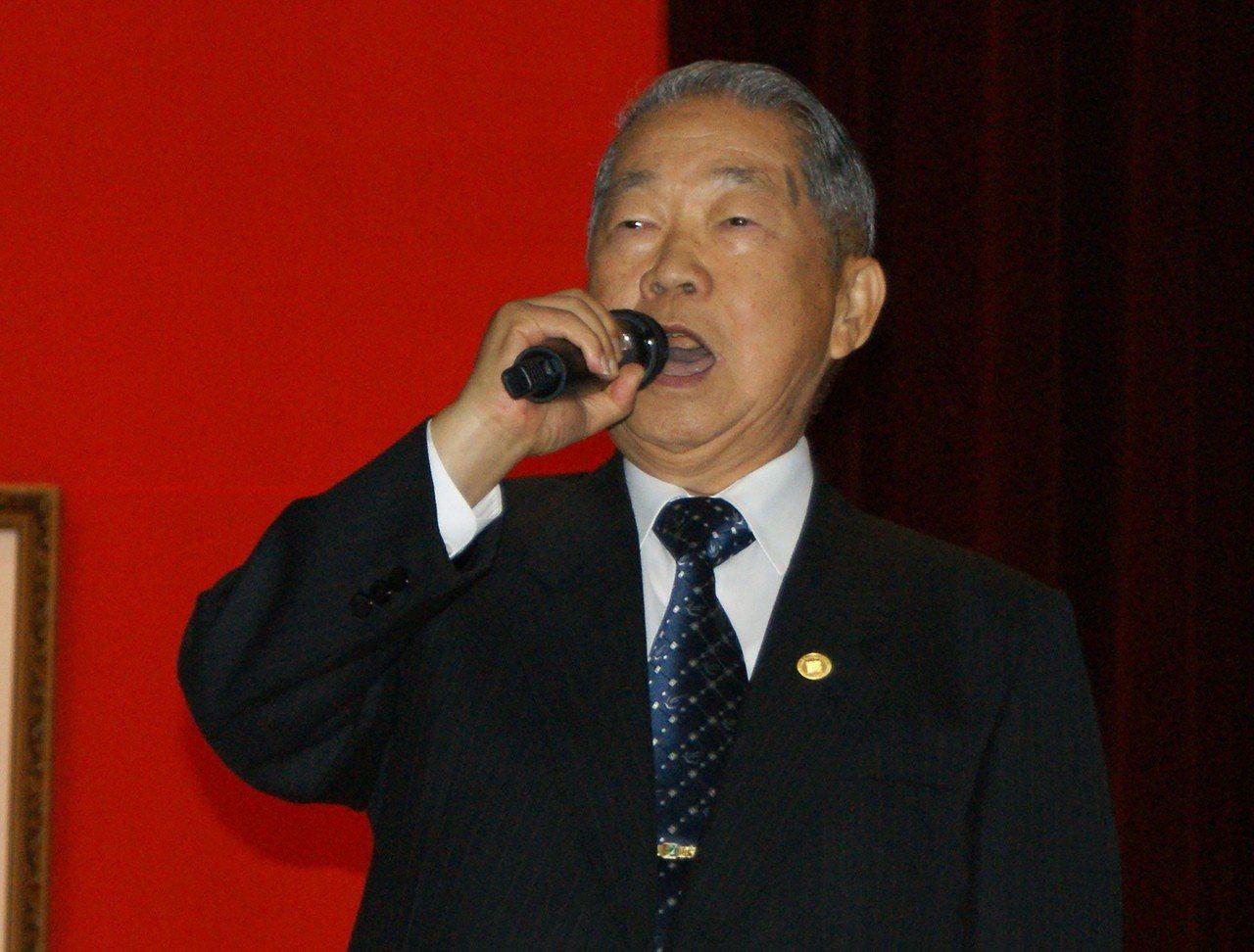 法務部前部長蕭天讚。圖/本報資料照
