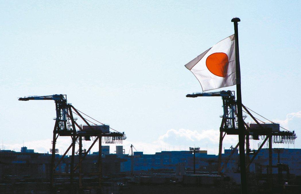 日本上季GDP增1.4%,連七季擴張,創16年來最長成長紀錄。 路透