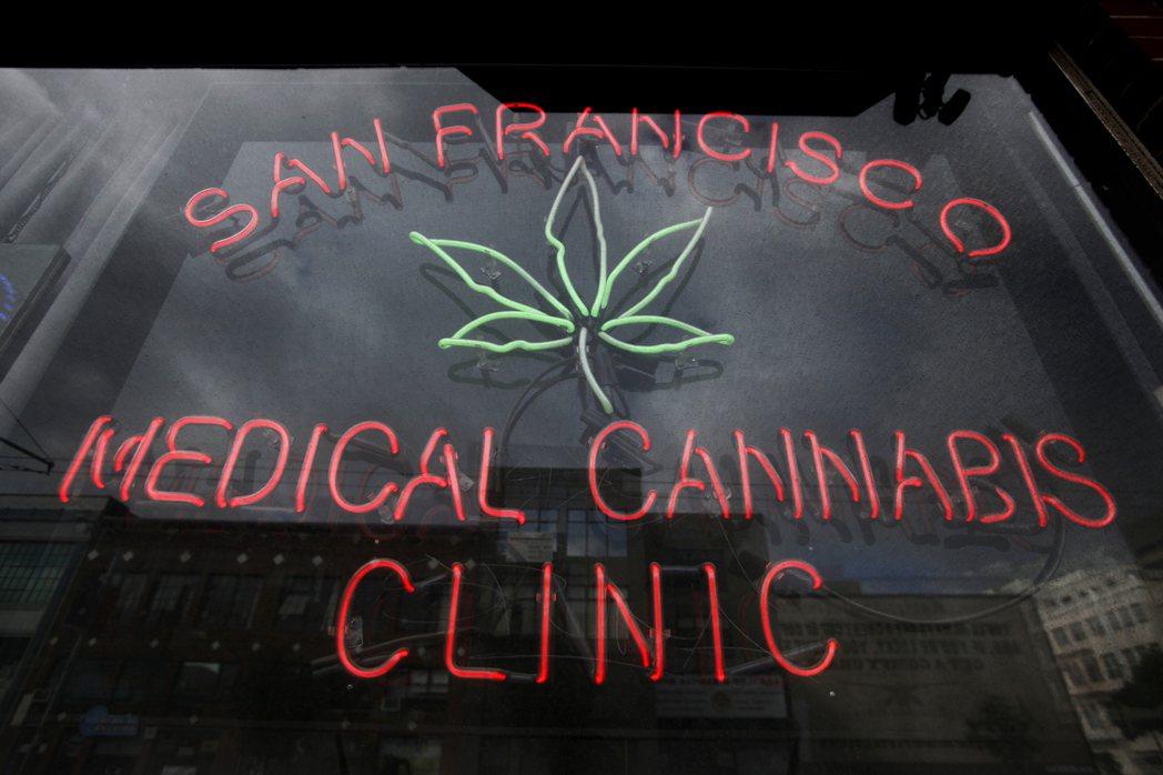 舊金山華人社區聯手抵制,反對娛樂性大麻在當地銷售。美聯社