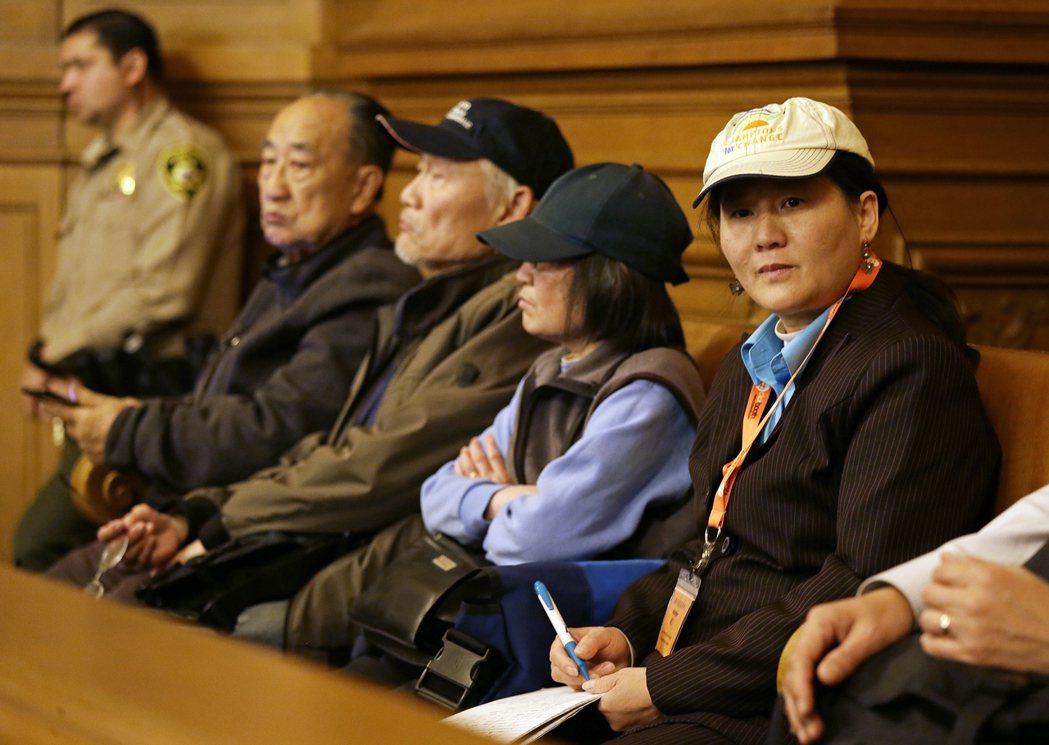 華裔組織反對大麻在當地銷售,並要求徹底禁止在舊金山華埠開設大麻店。美聯社