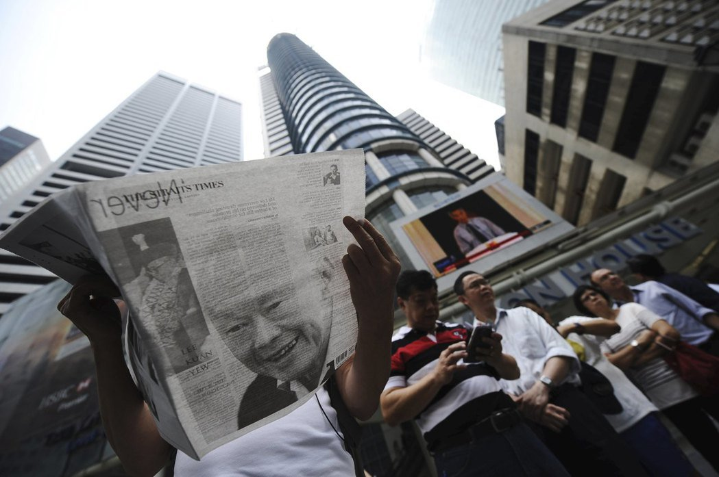 在新加坡「公共議題」不是屬於「公共」,它頂多是個「政府議題」;而媒體的角色,只需...