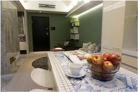 小坪數產品如果能保有良好的通風採光,甚至是浴室、廁所都能有採光,除了住起來更舒適...