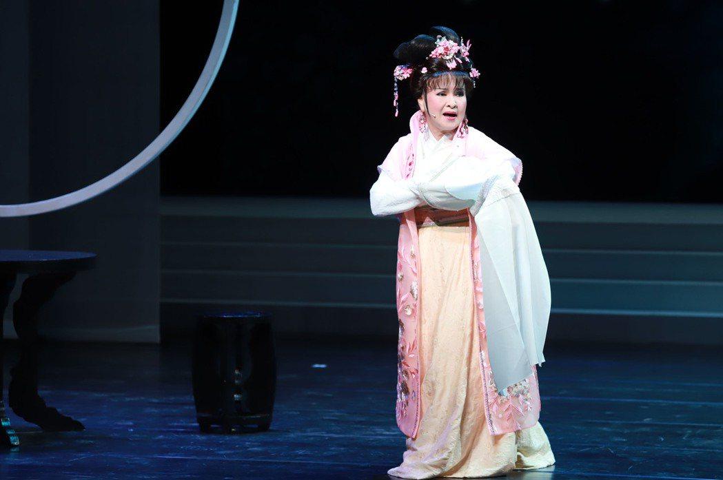 歌仔戲小旦王金櫻今年已70歲。圖/民視提供